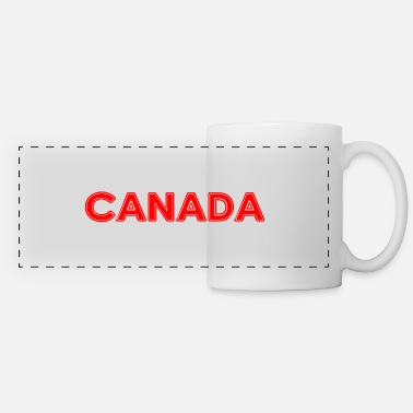 National Colours Canada - Montreal - National Colours - Vancouver - Panoramic Mug