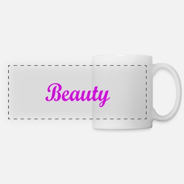 Beautiful BEAUTY - Panoramic Mug