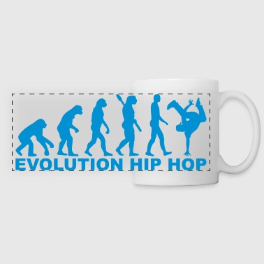 Hip hop - Panoramic Mug