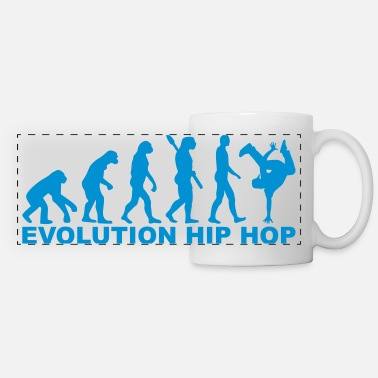 Hip-hop Hip hop - Panoramic Mug