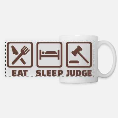Judge Judge - Panoramic Mug