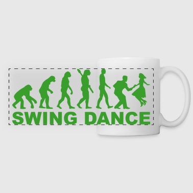 Swing dance - Panoramic Mug
