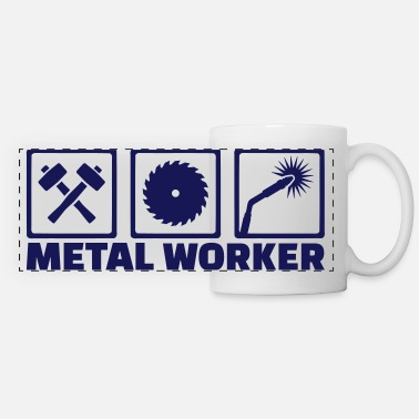 Worker Metal worker - Panoramic Mug