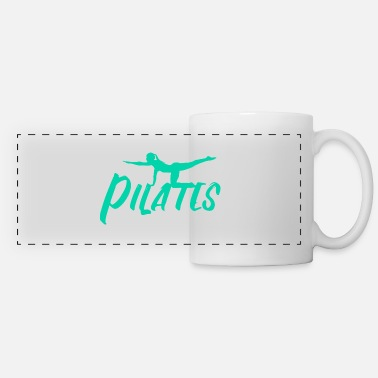Womens Pilates Pilates - Panoramic Mug