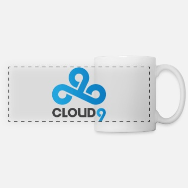 Cloud9 Two-Tone Mug   Spreadshirt