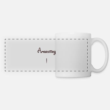 Amazing Amazing! - Panoramic Mug
