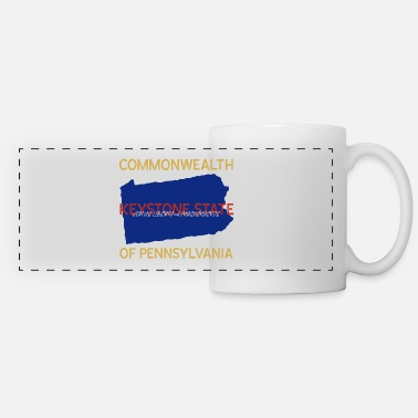 Commonwealth Commonwealth of Pennsylvania - Panoramic Mug