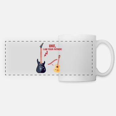 Uk Uke Music Band Gift Raving Concert Party - Panoramic Mug