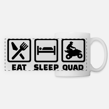 Quad Quad - Panoramic Mug