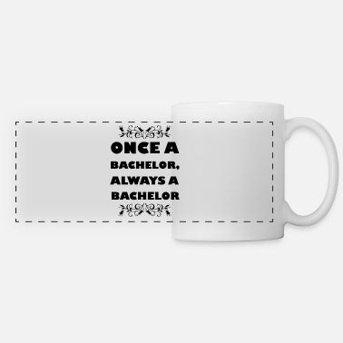 Bachelor Bachelor - Panoramic Mug