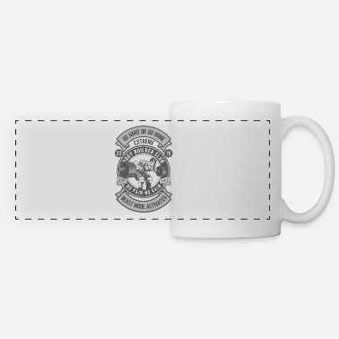 Body Builder Body Builder - Panoramic Mug