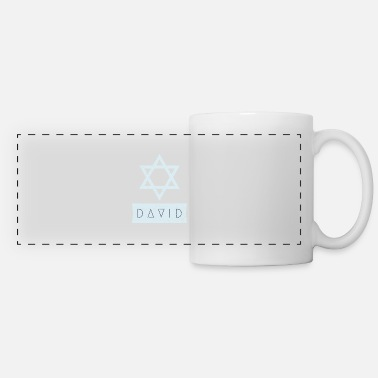 Star Of David Star of David - Panoramic Mug