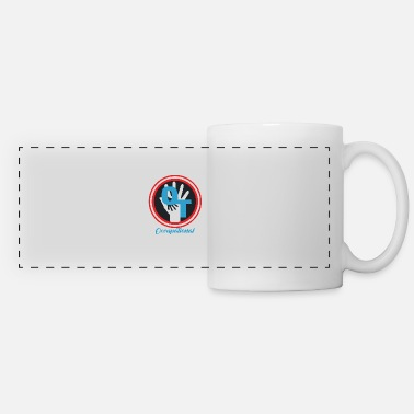 Occupation Occupational occupational therapy Simple design - Panoramic Mug