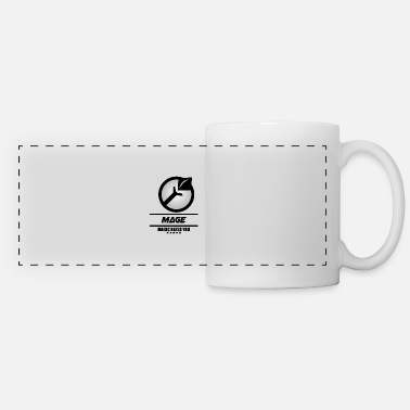 Mobile LOGO ML MAGE - Panoramic Mug