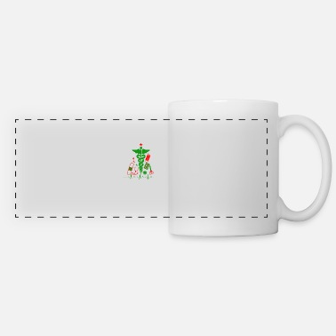 Healthy Healthy Holidays Nurse - Panoramic Mug