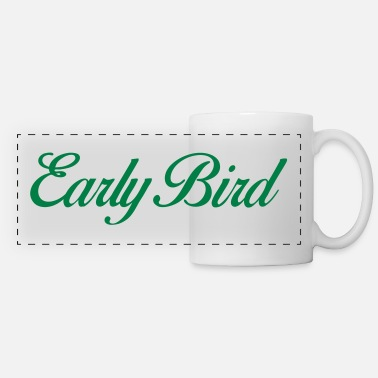 EARLY BIRD - Panoramic Mug