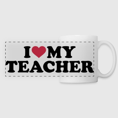 Teacher - Panoramic Mug