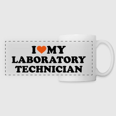 Laboratory technician - Panoramic Mug