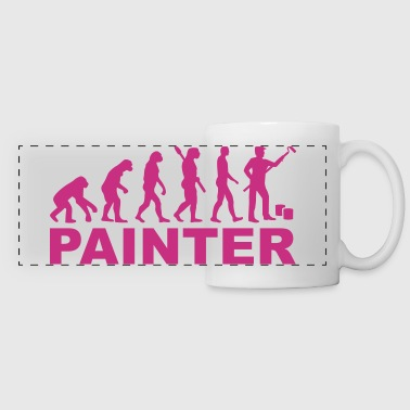 Painter - Panoramic Mug