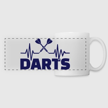 Darts - Panoramic Mug
