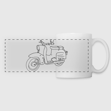 Scooter - Panoramic Mug