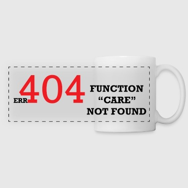 Missing Emotions Mug - Panoramic Mug