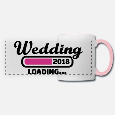Wedding Wedding 2018 - Panoramic Mug