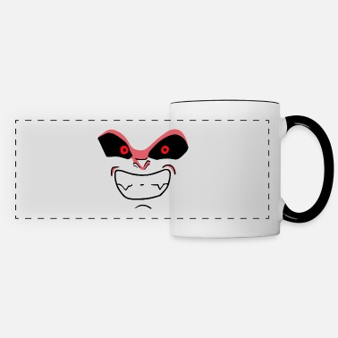 Buu Majin buu kid face - Panoramic Mug