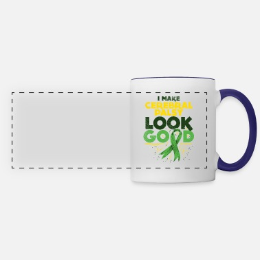 Spastic Cerebral Palsy - Palsy Look Good - Panoramic Mug
