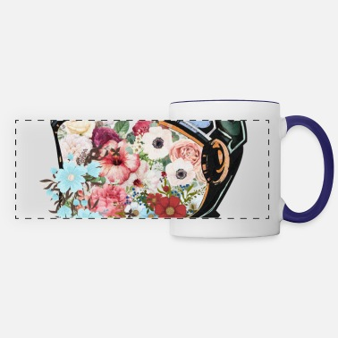 Bloom In Bloom - Panoramic Mug