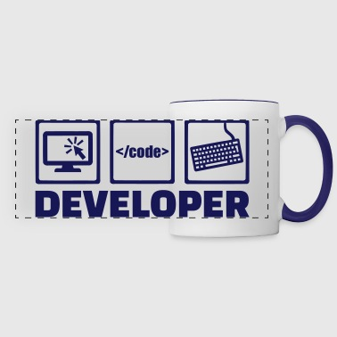 Developer - Panoramic Mug