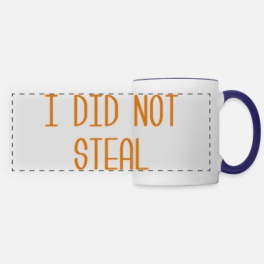 Steal Steal A Pumpkin - Panoramic Mug