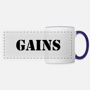 Gains Gains - Panoramic Mug