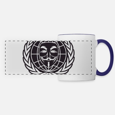 Anonymous Anonymous - Panoramic Mug