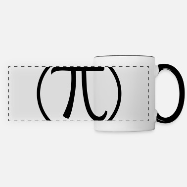 Pi - Panoramic Mug