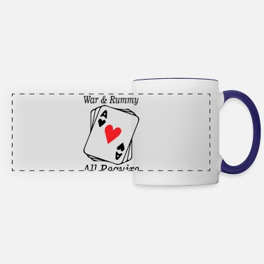 Rummy rummy - Panoramic Mug