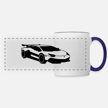 Renner Car,Renner,Sportscar,Vehicle,V8 ✔ - Panoramic Mug