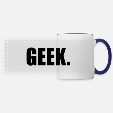 Geek GEEK - Panoramic Mug