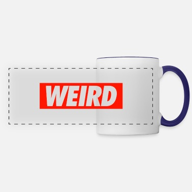 Weird WEIRD - Panoramic Mug