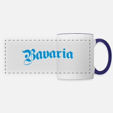 Bavaria bavaria - Panoramic Mug