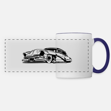 Muscle muscle car - Panoramic Mug