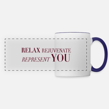 Pretty relax_you - Panoramic Mug