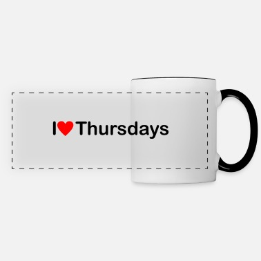 Thursday Thursday - Panoramic Mug