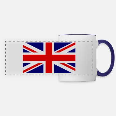 Union Jack union jack - Panoramic Mug