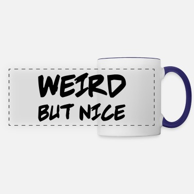 Weird But Nice - Panoramic Mug