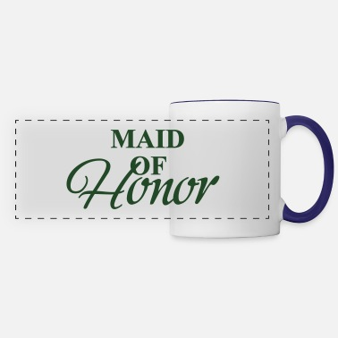 Maid Of Honor Maid of Honor - Panoramic Mug