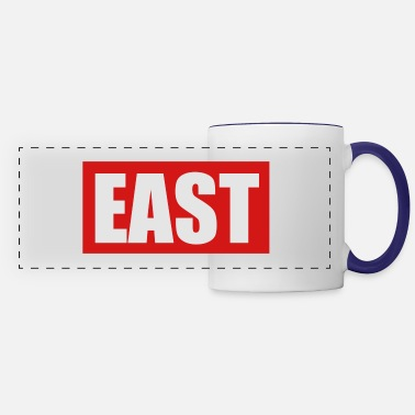 East East - Panoramic Mug