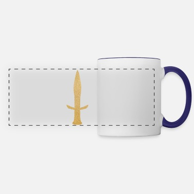 Sword sword - Panoramic Mug