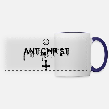 Satire AntiChrist - Satire - Panoramic Mug