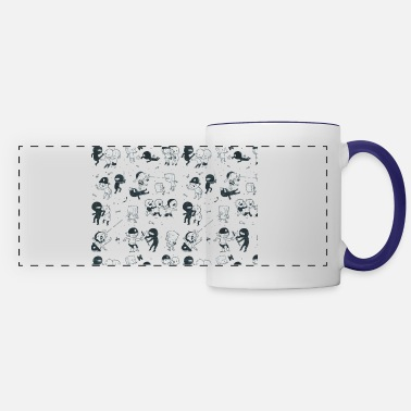 Culture Pop Culture Clash - Panoramic Mug